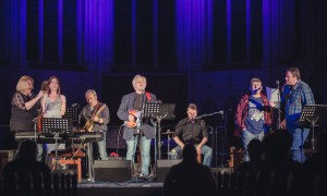 Benny Gallagher in concert with'Changing Tunes' St. George's Festival for Beckenham 2015